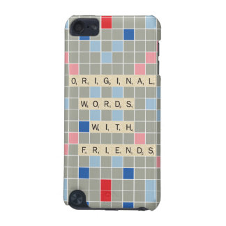 Original Words With Friends iPod Touch 5G Case