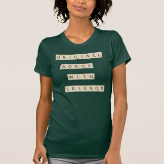 Original Words With Friends T-Shirt