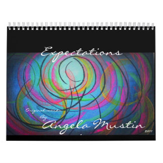 ORIGINAL WORKS by ANGELA MUSTIN Calendar