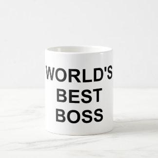Original World's Best Boss Mug