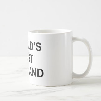 Original World's Best Husband Coffee Mugs