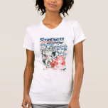 Originales de DC - espaciadas hacia fuera Camiseta