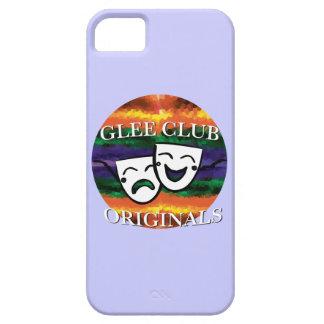Originales del club de júbilo: Coloree su insignia Funda Para iPhone 5 Barely There