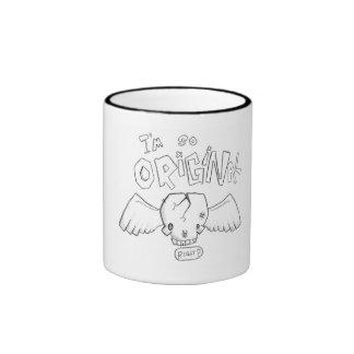 Originality Ringer Coffee Mug