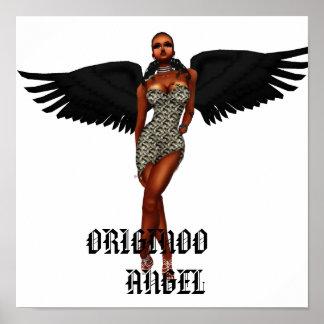 Originoo Angel 2 Posters