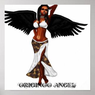 Originoo Angels Poster