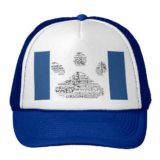 Origins of Myself Trucker Hat