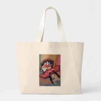 Origional artwork- Melody Canvas Bags
