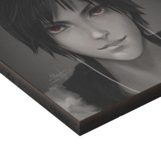 Orihara Izaya portrait Panel Wall Art