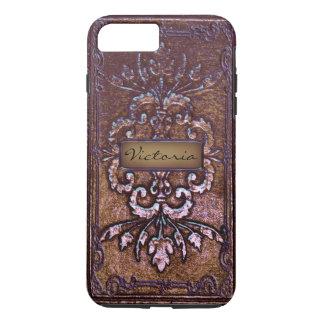 Oriholt Galient Victorian Monogram Plus iPhone 8 Plus/7 Plus Case