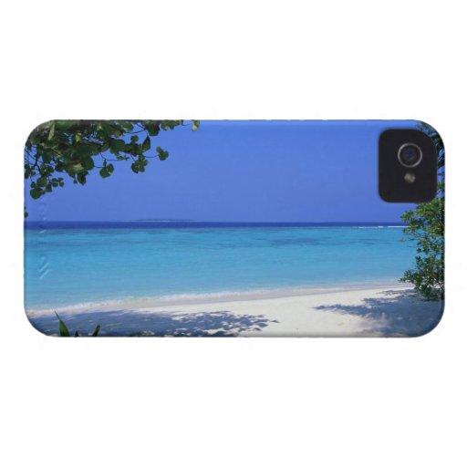 Orilla 13 iPhone 4 Case-Mate protectores