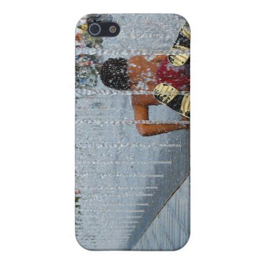 Orilla #2 de Detroit iPhone 5 Cárcasas