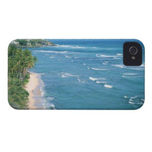 Orilla 9 Case-Mate iPhone 4 funda