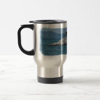 Orilla boreal de BOSHO Taza De Café
