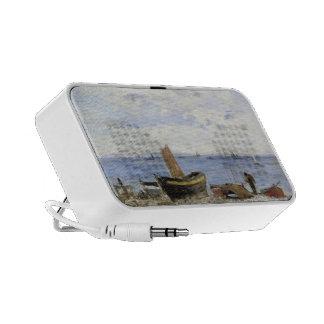 Orilla de Eugene Boudin- en Sainte-Adresse, marea  iPod Altavoces