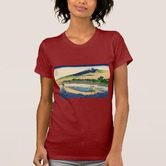 Orilla de la bahía de Tago, Ejiri en Tōkaidō Camisetas