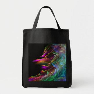 orilla de la bolsa de asas del mar del fractal