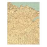 Orilla de Monmouth, New Jersey Postal