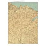 Orilla de Monmouth, New Jersey Tarjeta De Felicitación
