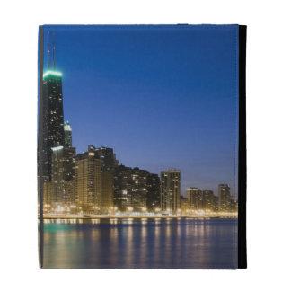 Orilla del lago de Chicago