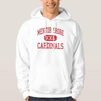 Orilla del mentor - cardenales - joven - mentor sudadera