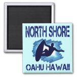 ORILLA DEL NORTE, OAHU, HAWAII IMÁN