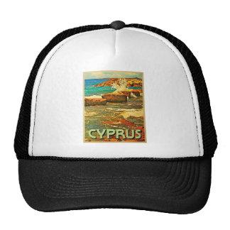 Orilla rocosa de Chipre Gorro