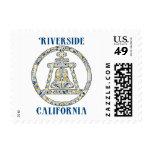 Orilla, sello de California
