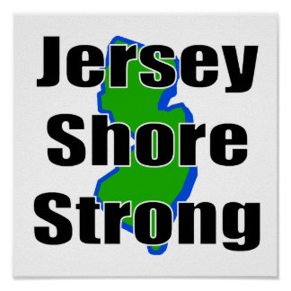Orilla Strong.png del jersey Poster