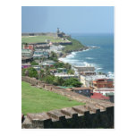 Orilla vieja de San Juan Tarjetas Postales