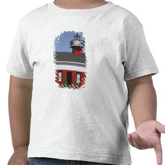 Orilla vuelta a poner faro en Douglas cerca Camisetas