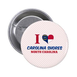 Orillas de Carolina, Carolina del Norte Pins