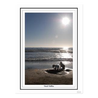 Orillas de La Jolla San Diego California Postales