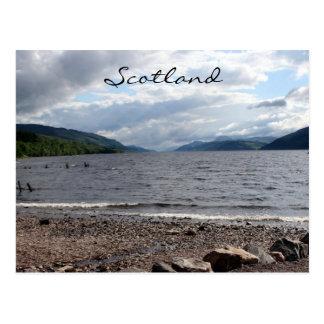orillas de Loch Ness Postal