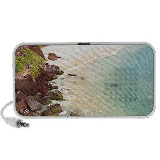 Orillas de Maui iPod Altavoces
