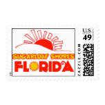 Orillas de Sugarloaf, la Florida Franqueo