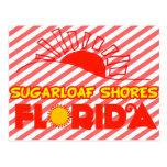 Orillas de Sugarloaf, la Florida Postal