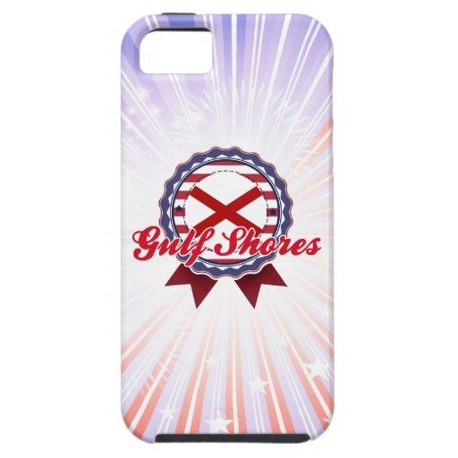 Orillas del golfo, AL iPhone 5 Funda