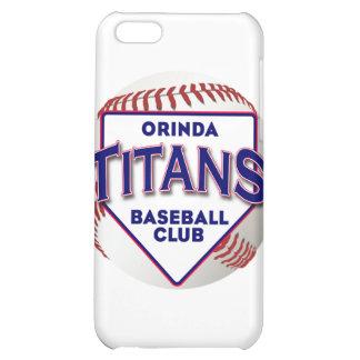 Orinda Titans - Iphone 4 case