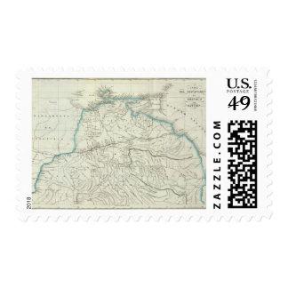 Orinoco Postage Stamps