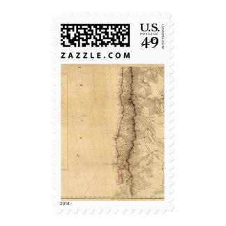 Orinoco River, Venezuela, Colombia Stamps