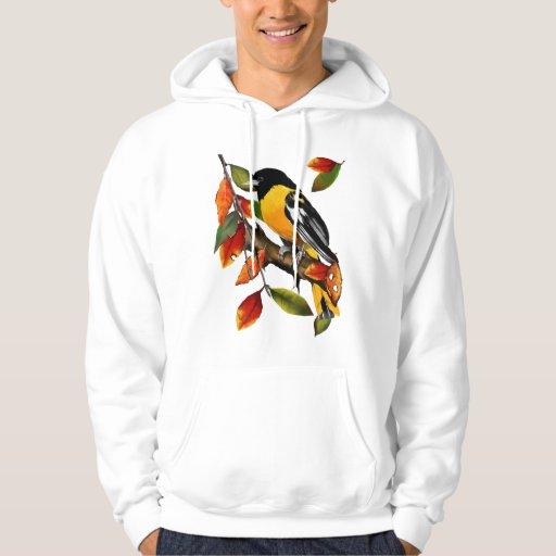 Oriole en camisetas de la caída jersey con capucha