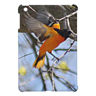 Oriole photo iPad mini covers