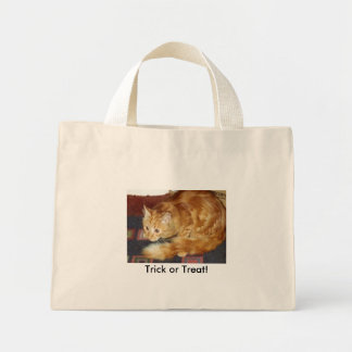 Orion1, Trick or Treat! Mini Tote Bag