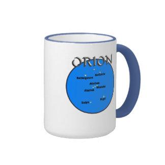 Orion2 Taza De Dos Colores
