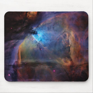Orion Bathed in Blue Mouse Pad