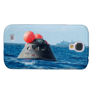 Orion capsule splash down EFT-1 mission Samsung Galaxy S4 Cover