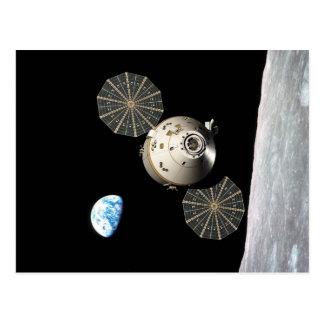 Orion CEV Postcard