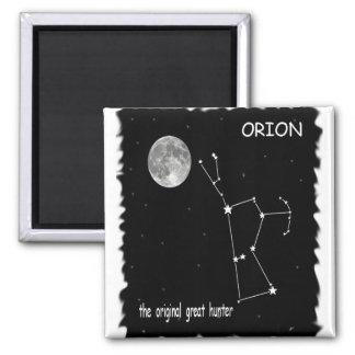 Orion Constellation original great hunter 2 Inch Square Magnet