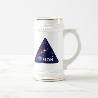 Orion Crew Module Beer Stein